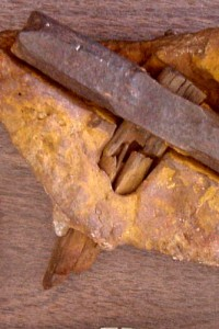 The London Hammer Artifact