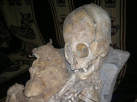 Has A Nephilim Mummy Been Found In Peru1 Has A Nephilim Mummy Been Found In Peru?